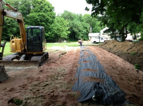 Commercial Septic System - Metro Septic Tank Installation & Repair Group of Cypress