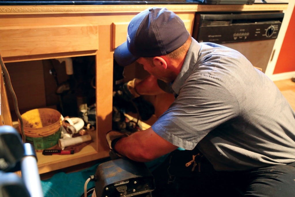 Drain Cleaning - Metro Septic Tank Installation & Repair Group of Cypress
