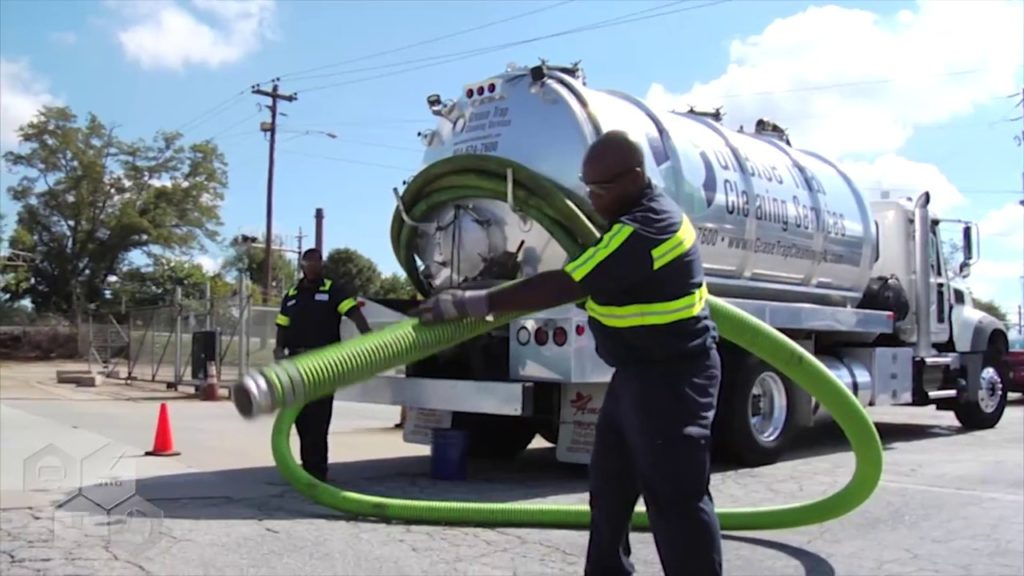 Grease Trap Pumping & Cleaning - Metro Septic Tank Installation & Repair Group of Cypress
