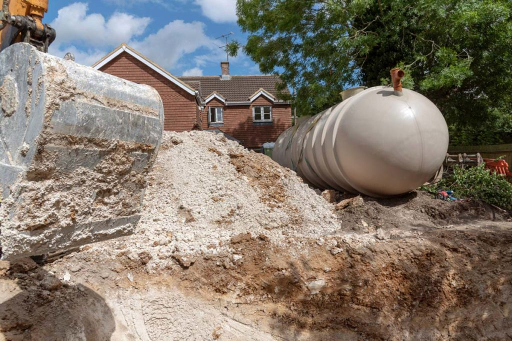 Septic Tank Replacement - Metro Septic Tank Installation & Repair Group of Cypress