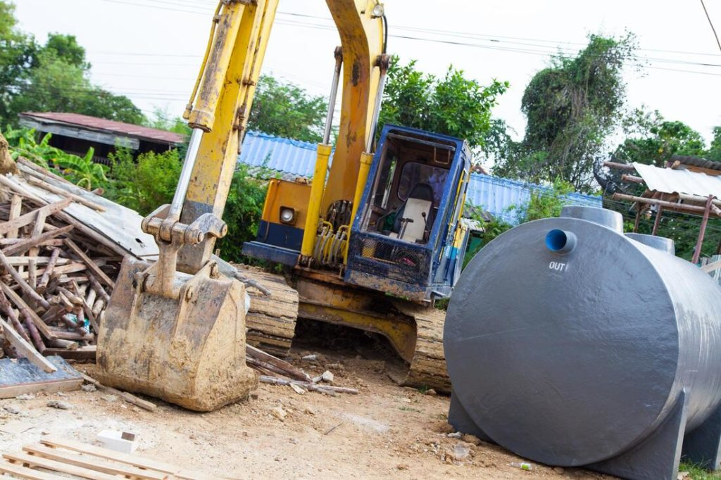 The Woodlands TX - Metro Septic Tank Installation & Repair Group of Cypress